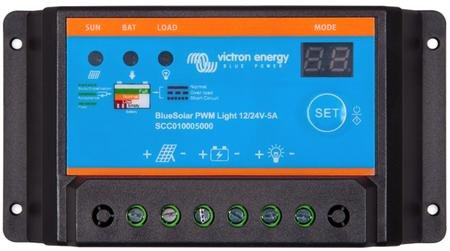 Solar-laad-regelaar