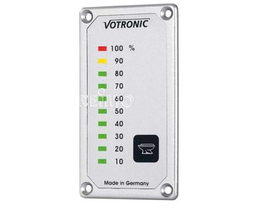 VOTRONIC Led-display voor afvalwater tank  indicator