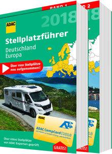 ADAC Stellplätzfuhrer EU 2018